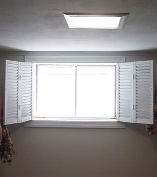 Basement Window installed in North Providence, Massachusetts and Rhode Island